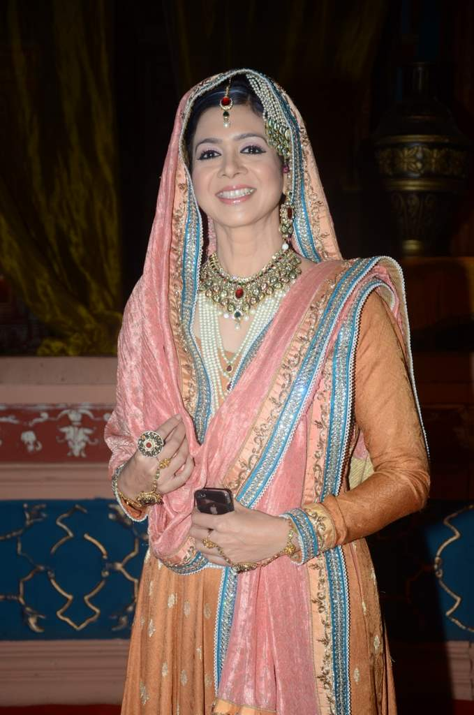 Chhya Ali Khan as Hamida at the launch of Jodha Akbar e-book and mobile game
