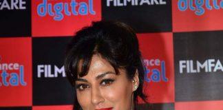 Chitrangda Singh launches Reliance Digital Filmfare Calendar 2014
