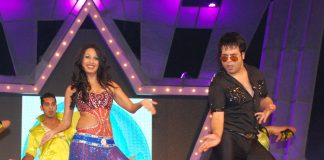 Kashmira Shah, Krushna Abhishek perform at New Year's Eve party
