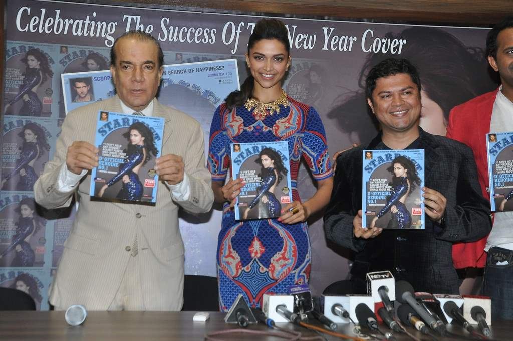 Deepika padukone stardust cover launch (3)