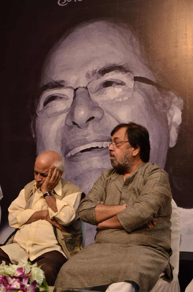 Farooq sheikh tribute event (2)