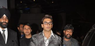 Bollywood stars snapped at Filmfare Awards Nomination party – Photos
