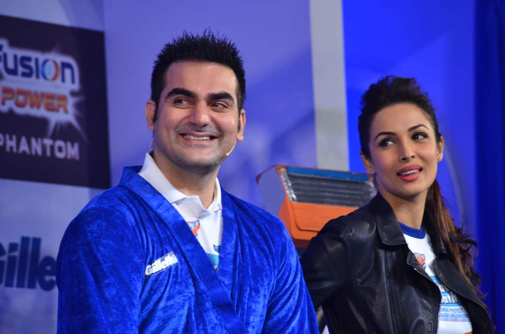Gillette malaika and arbaaz event (1)