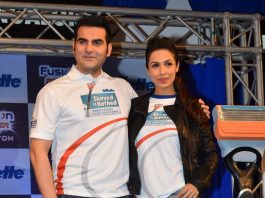 Malaika Arora, Arbaaz Khan and other stars attend Gillette's campaign launch