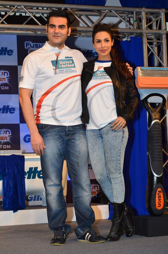 Gillette malaika and arbaaz event (3)