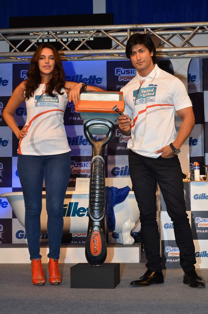Gillette malaika and arbaaz event (4)