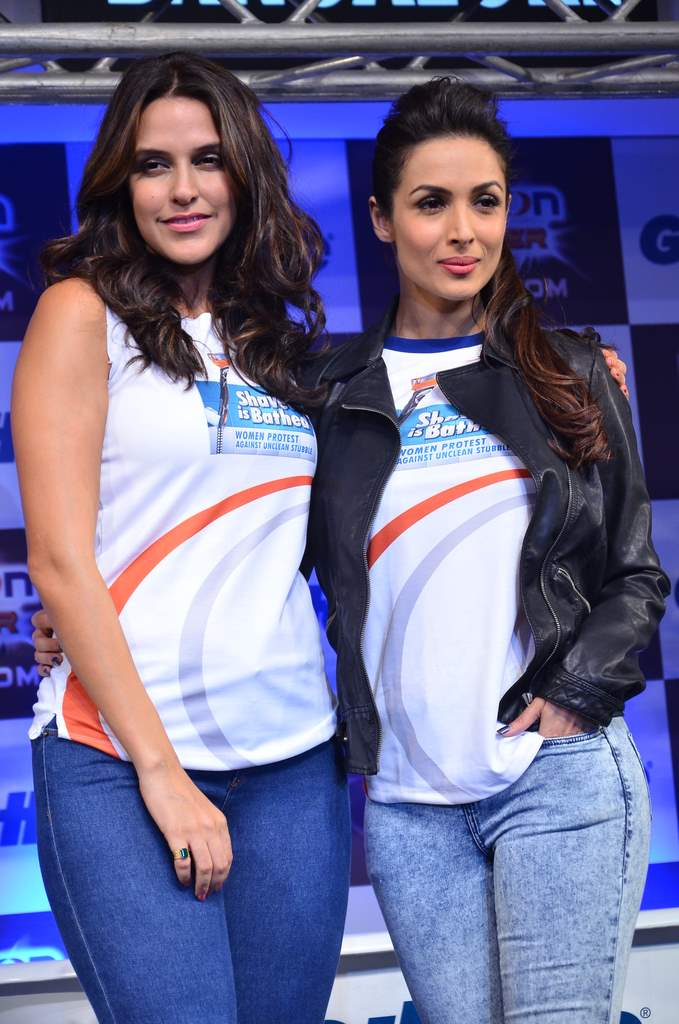 Gillette malaika and arbaaz event (5)