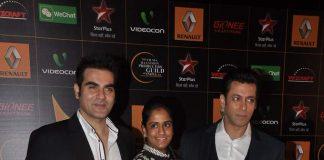 Shahrukh Khan, Deepika Padukone and other stars attend Star Guild Awards 2014
