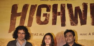 Alia Bhatt, A R Rahman, Imtiaz Ali attend Highway music launch
