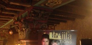 Anil Kapoor and Priyanka Chopra attend IIFA press conference