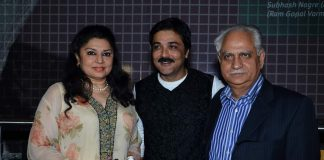 Divya Dutta, Meiyang Chang, Ramesh Sippy attend Jaatishwar premiere