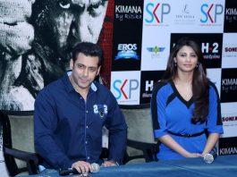 Salman Khan, Daisy Shah attend Jai Ho promotions in New Delhi