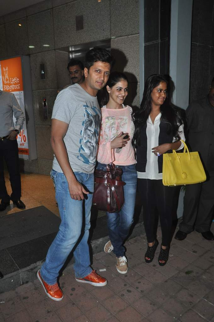 Jai ho screening (1)