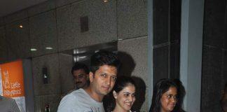 Riteish Deshmukh, Genelia D'Souza, Salman Khan, other stars attend Jai Ho special screening