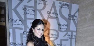 Sunny Leone, Adhuna Akhtar snapped at Kerastase 50th anniversary party – Photos