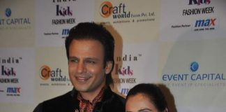 Mandira Bedi, Vivek Oberoi, Terence Lewis snapped at India Kids Fashion Week – Photos