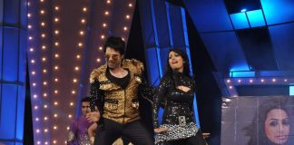 Krushna Abhishek and Kashmira Shah perform at New Year's Eve party
