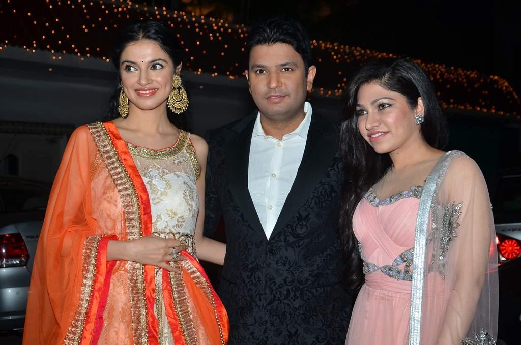 Kumar mangat daughter wedding (1)