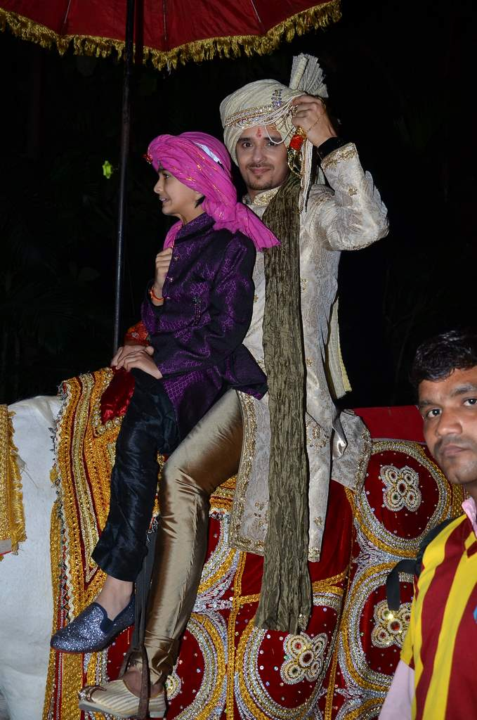 Kumar mangat daughter wedding (4)
