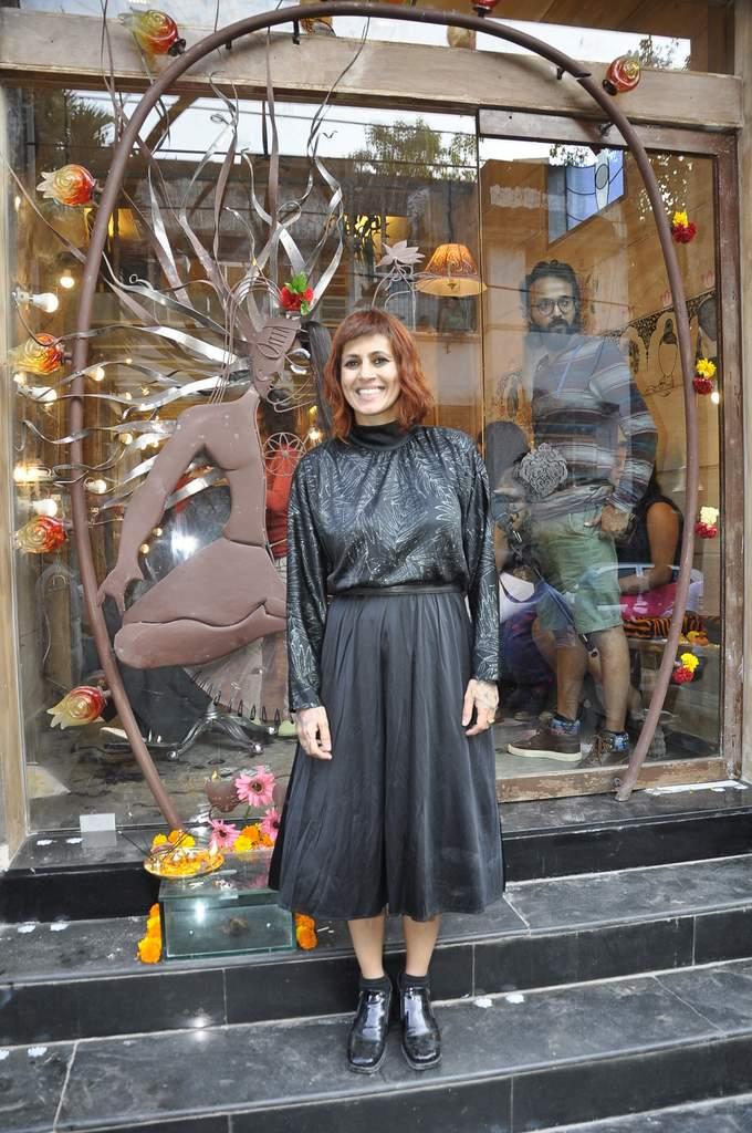MS Dhoni sapna bhavnani (6)