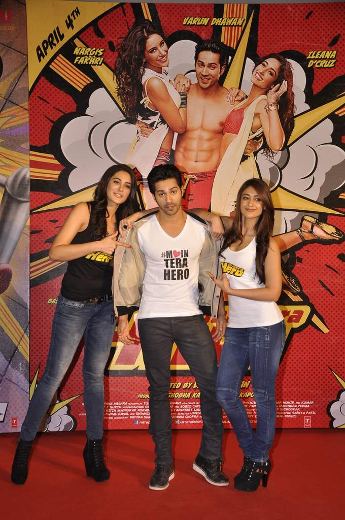 Main Tera Hero trailer launch (2)