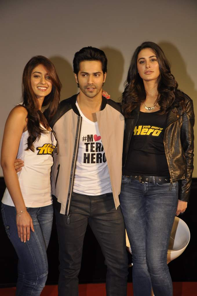 Main Tera Hero trailer launch (5)