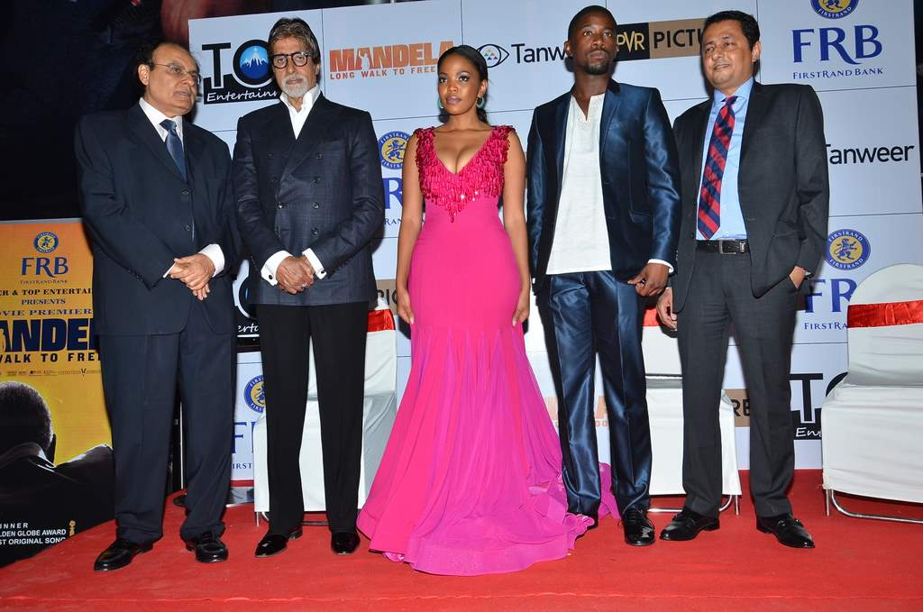 Mandela long walk to freedom premiere (2)