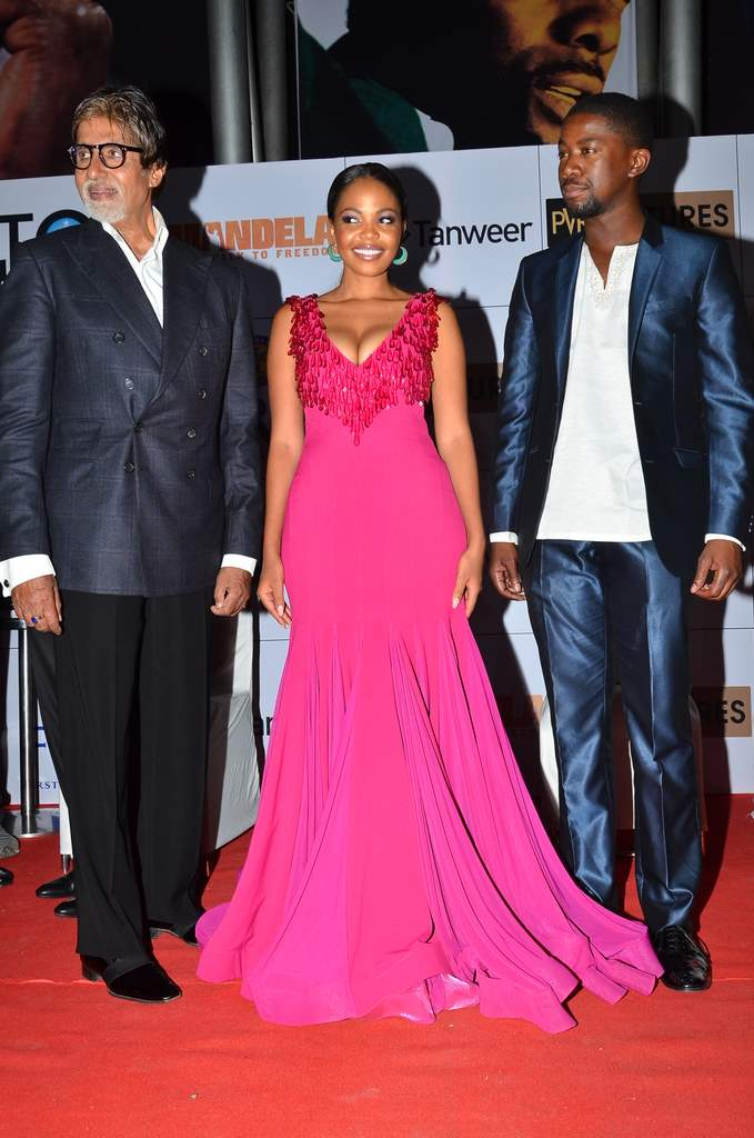 Mandela long walk to freedom premiere (5)