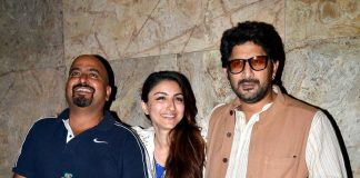 Arshad Warsi, Soha Ali Khan attend special screening of Mr Joe B Carvalho