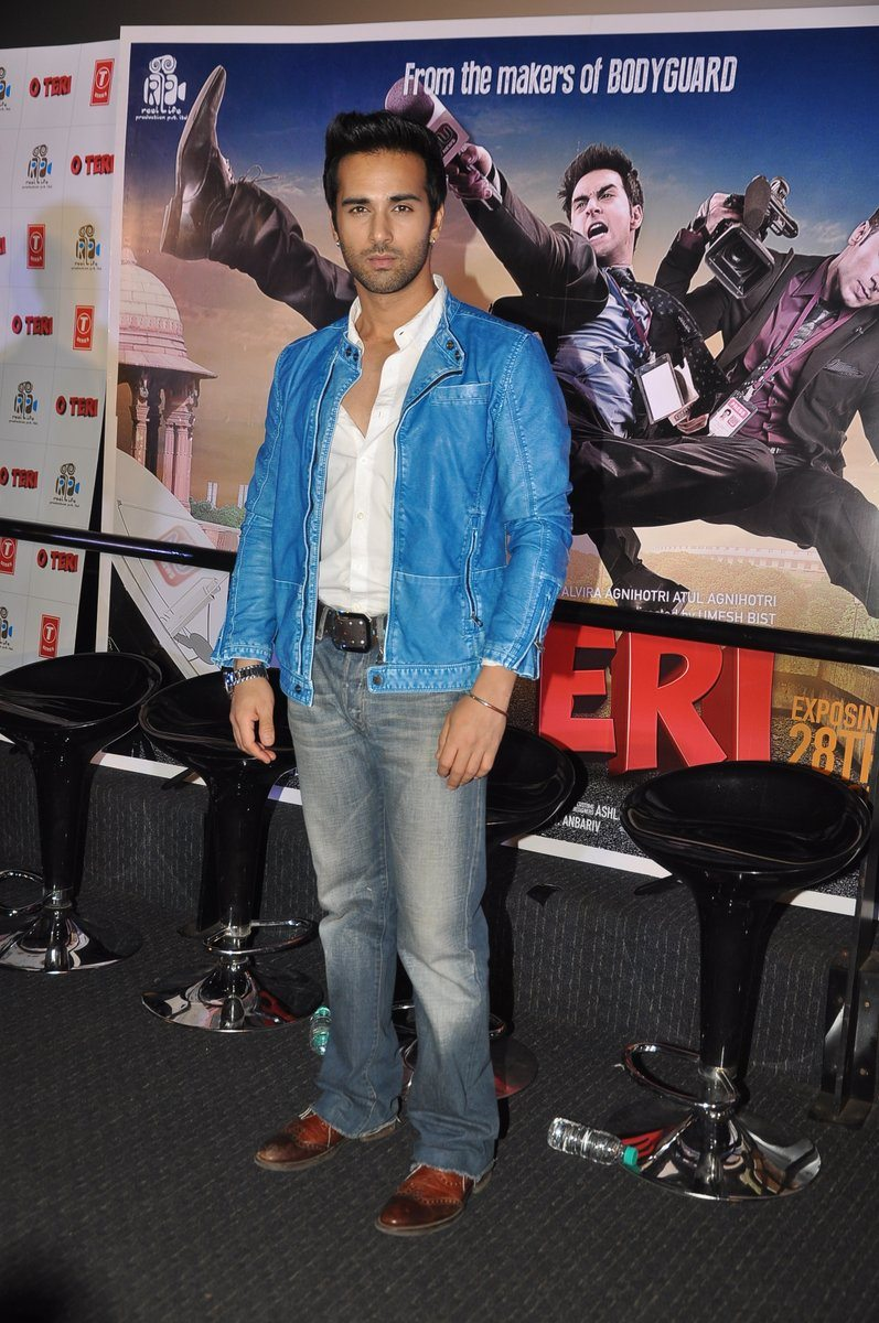 O Teri trailer launch event (2)