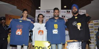 Abhay Deol, Preeti Desai attend One By Two merchandise launch