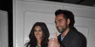 Varun Dhawan, Abhay Deol, Preeti Desai attend One By Two special screening