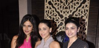Prachi Desai, Neeta Ambani, Amrita Puri attend Passages art event