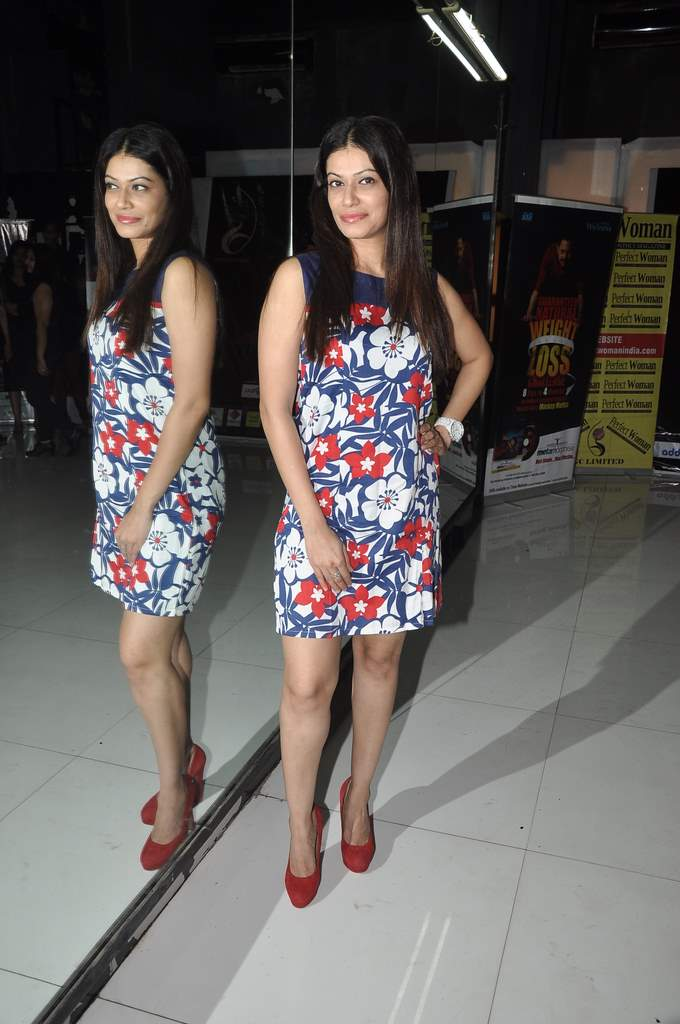 Payal at Perfect Miss MUMbai event (3)