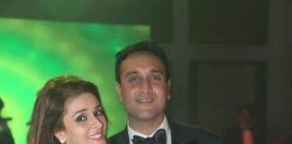 Raageshwari Loomba and Sudhanshu Swaroop's engagement ceremony – Photos