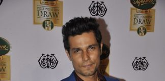 Randeep Hooda snapped at Signature Derby draw – Photos