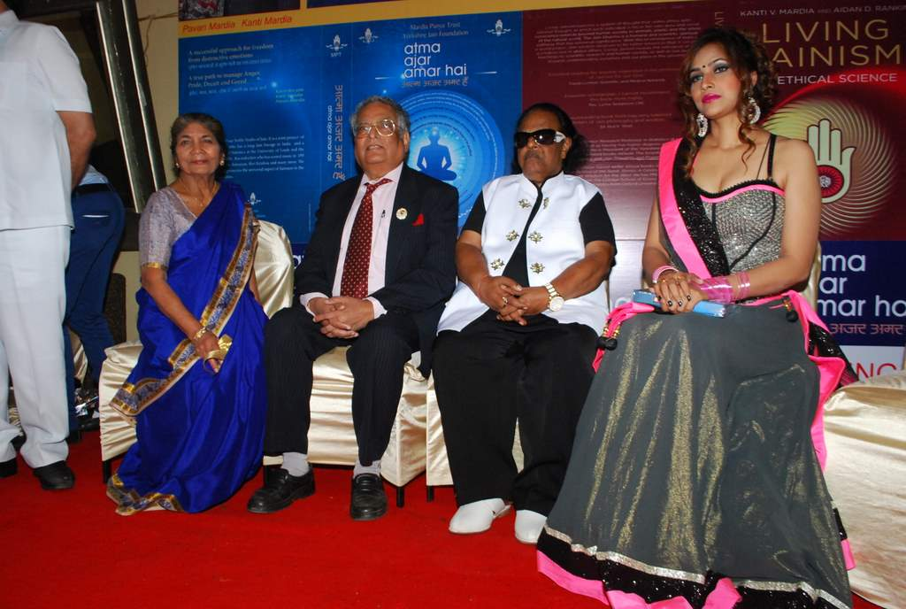 Ravindra Jain new album launch (3)