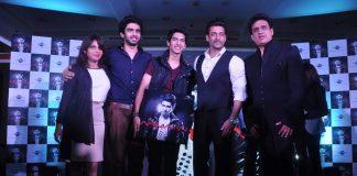 Salman Khan attends Armaan Malik's music album launch event