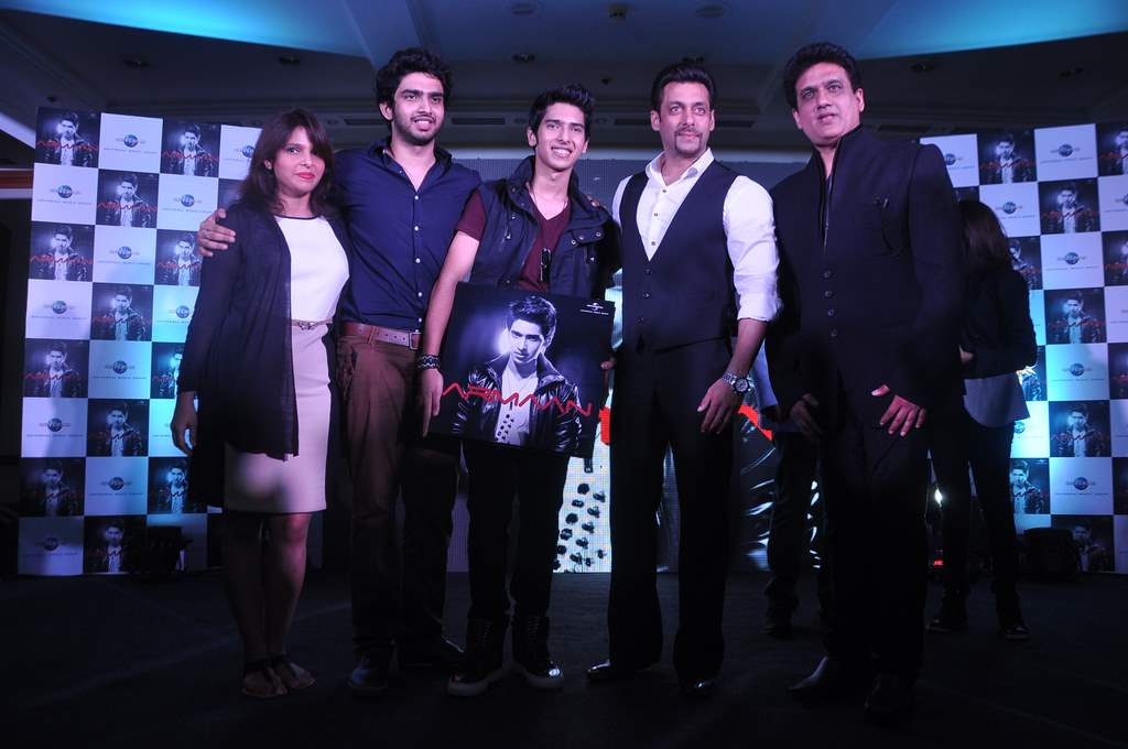 Salman KHan armaan malik music album launch (1)