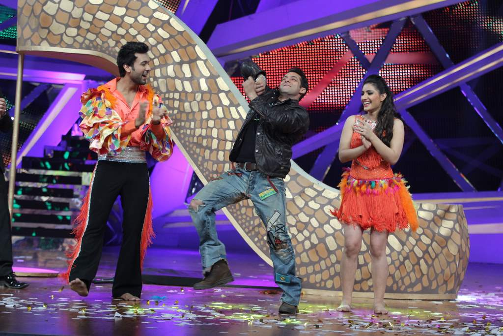 Salman Khan nach baliye 6 (1)