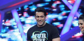 Salman Khan, Daisy Shah promote Jai Ho on Nach Baliye 6
