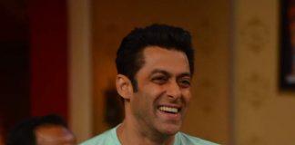 Salman Khan promotes Jai Ho on Comedy Nights With Kapil