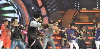 Salman Khan, Daisy Shah promote Jai Ho on Dance India Dance