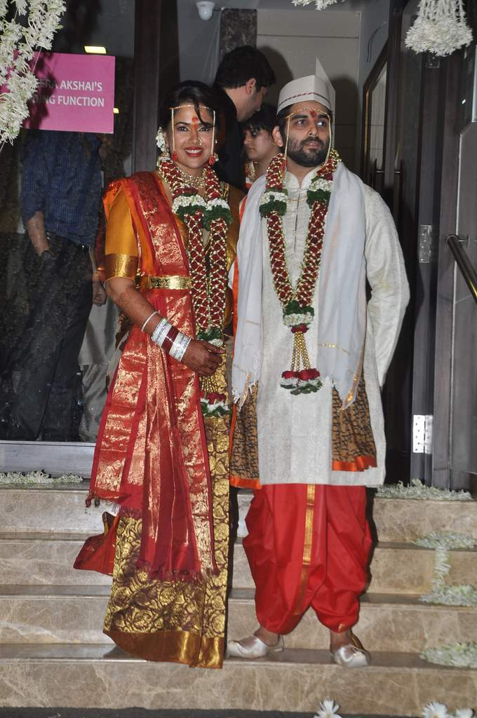 Sameera reddy wedding (4)