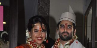Sameera Reddy marries Akshai Varde in Mumbai – Photos