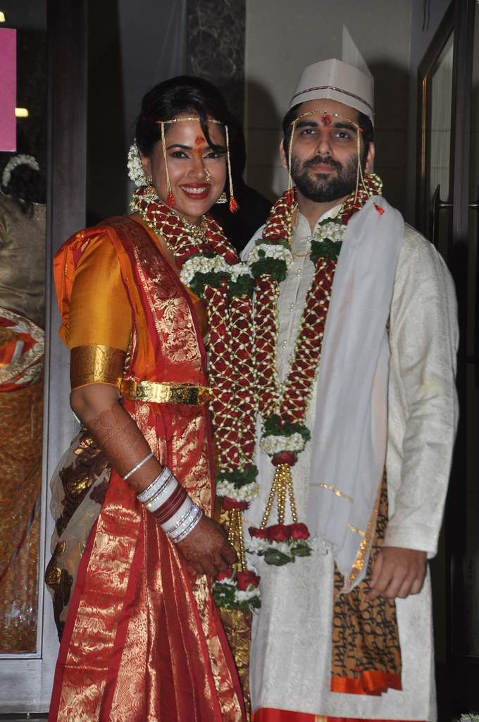 Sameera reddy wedding (5)