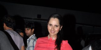 Sania Mirza and tennis stars attend New Year's Eve bash
