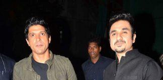 Vir Das, Farhan Akhtar attend promotional event for Shaadi Ke Side Effects