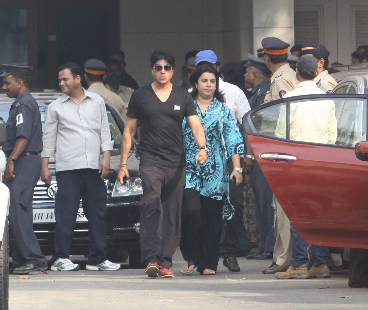 Shahrukh Khan injury (2)