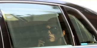 Shahrukh Khan snapped leaving hospital after injury – Photos